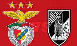 Golos Benfica 3 vs 2 Vitória Guimarães – 1ª jornada