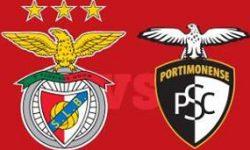 Golos Benfica 2 vs 2 Portimonense – Taça da Liga