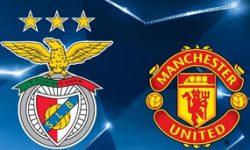 Golo Benfica 0 vs 1 Manchester United – Liga dos Campeões