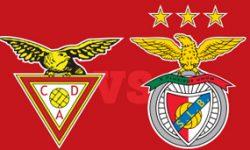 Golos Desportivo das Aves 1 vs 3 Benfica – 9ª jornada