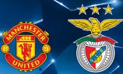 Golos Manchester United 2 vs 0 Benfica – Liga dos Campeões