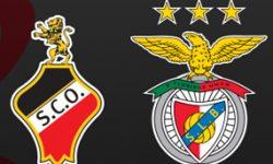 Golo Olhanense 0 vs 1 Benfica – Taça de Portugal