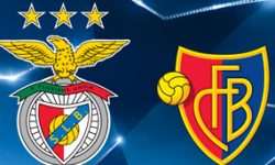 Golos Benfica 0 vs 2 Basileia – Liga dos Campeões