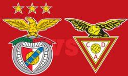 Golos Benfica 2 vs 0 D. Aves – 26ª jornada