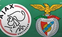 Golo Ajax 1 vs 0 Benfica – Liga dos Campeões