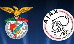 Golos Benfica 1 vs 1 Ajax – Liga dos Campeões